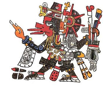 The Legend of 432: The Mesoamerican Deity